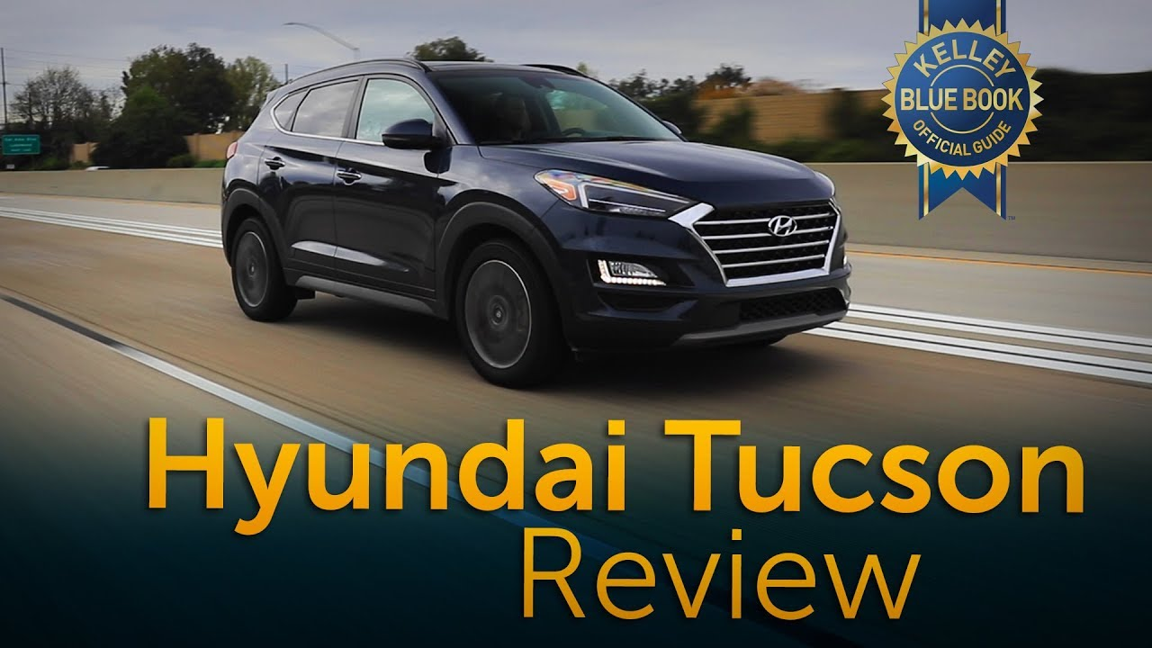 2019 Hyundai Tucson - Review & Road Test