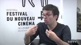 Interview - FNC 2012: Simon Lavoie (Le Torrent)