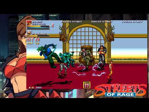 Full Download] Streets Of Rage 2x Openbor By Kratus 2 O Fim