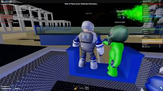 Pinewood Space Shuttle Advantage (ROBLOX)!