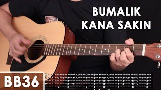 Bumalik Kana Sakin - Silent Sanctuary Guitar Tutorial