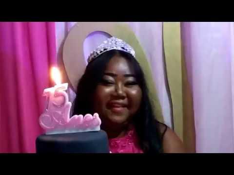 A comunidade de Apuarema apresenta... Aniversário de 15 anos de Gilvanete Neves
