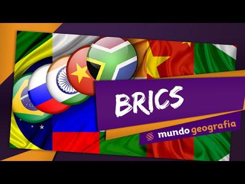 BRICS - Mundo Geografia - ENEM