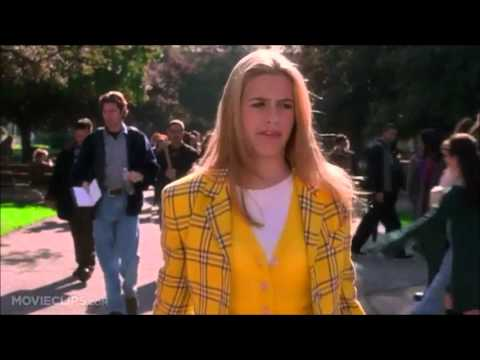 """Clueless (1995) Cher """"As if"""""""