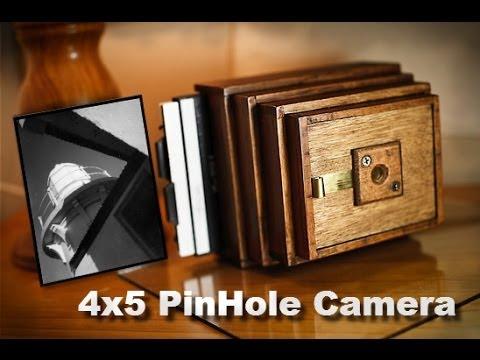 Build A 4x5 Pinhole Camera