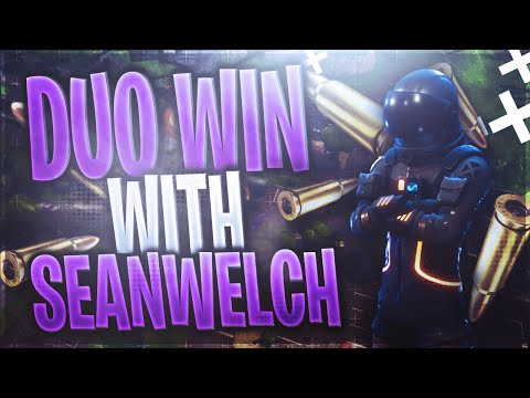 Duo win with Sean welch!!?