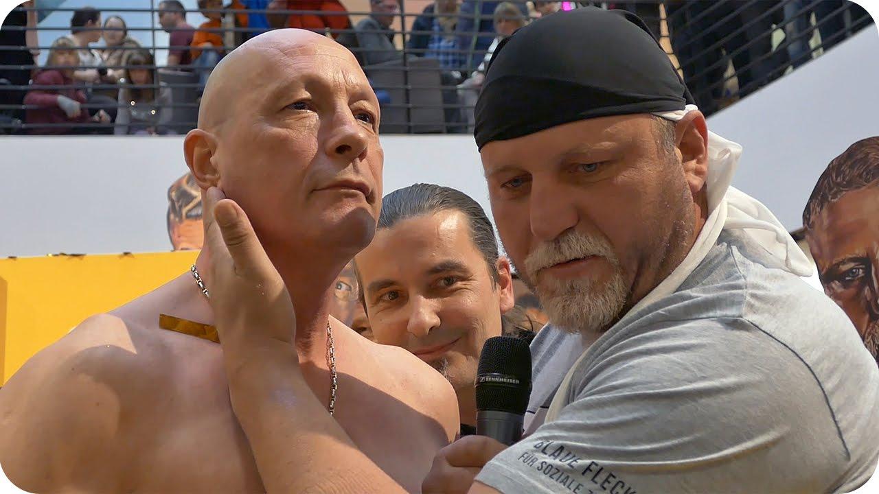 Charity Fights 2015 Wiegen Luan Krasniqi Firat Arslan Uwe Huck Botha Boxen Ludwigsburg Youtube