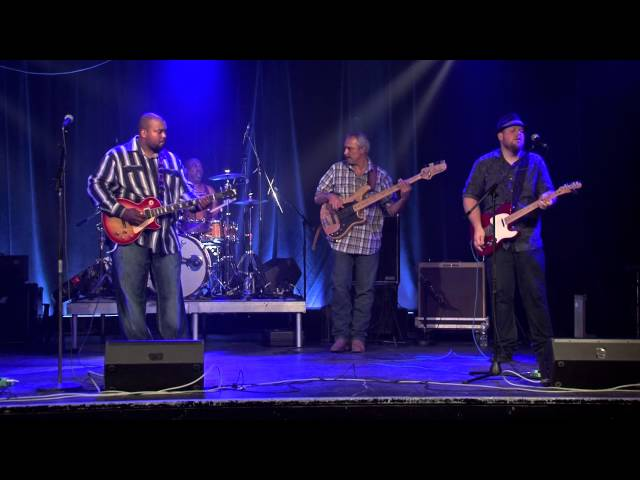 Shawn Holt & The Teardrops - Daddy Told Me - Kilden, Copenh. DK 2014