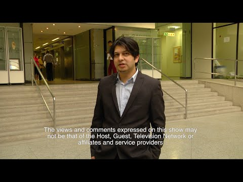 The Faizal Sayed Show with the Minister of Transport