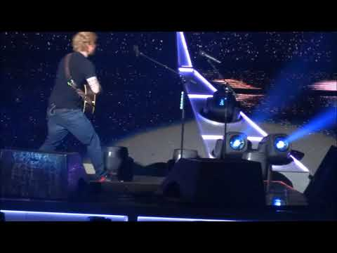 Ed Sheeran - Dive @ TD Garden, Boston 23/09/17