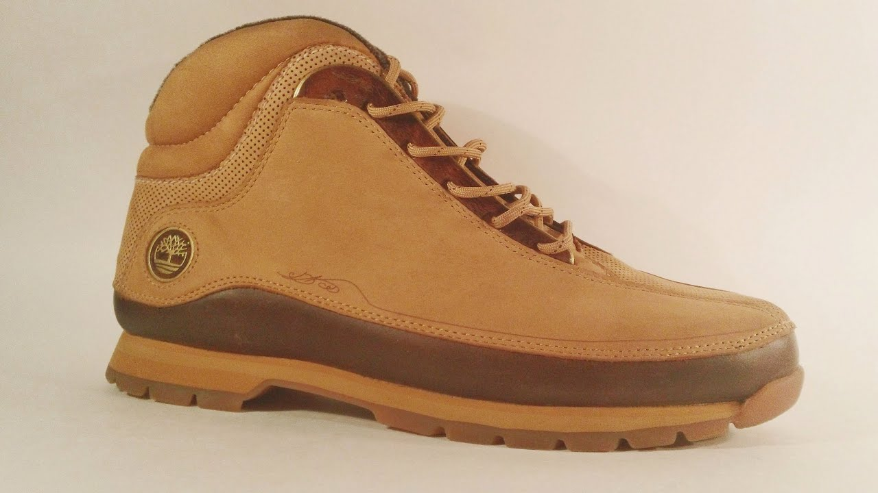 45f2a025acf Timberland Euro Dub Review - On Foot