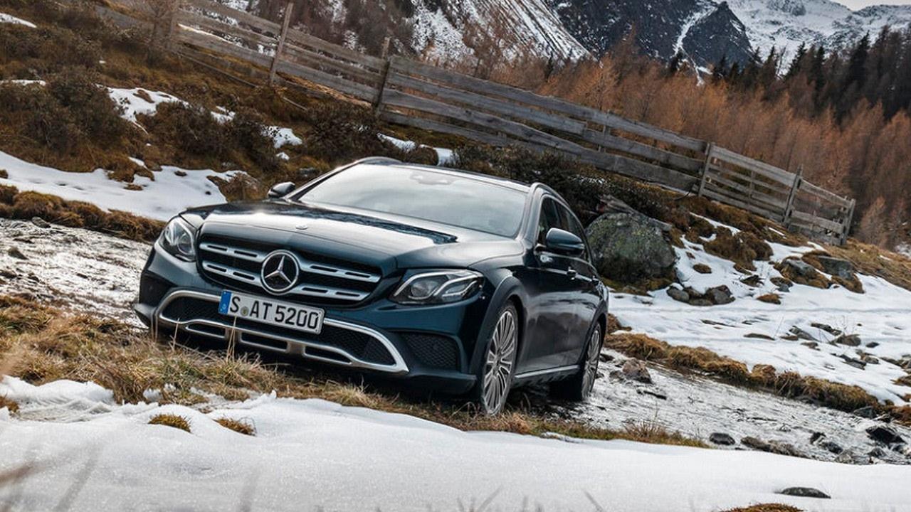 Hd 2017 Mercedes E 350 D All Terrain Price And Release Date