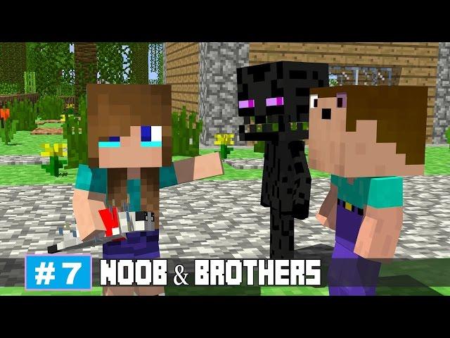 Crafting Guys Encounter - Minecraft Animation