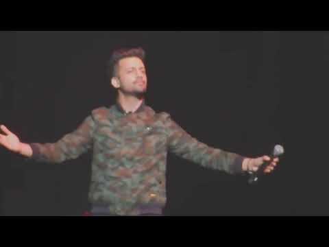 Yaad Hai Mujhko Tune Kaha Tha | Atif Aslam Live Performance 2018