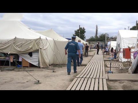 Сотни мигрантов застряли на границе в Дагестане. Все хотят домой в Азербайджан