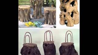 Simple Wooden Craft Ideas