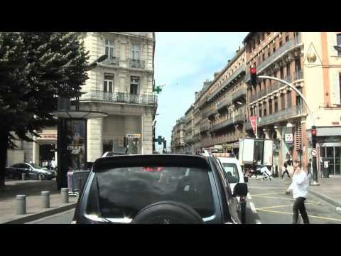 Long version of the video clip presenting the City Tour Toulouse.