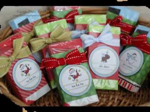 Christmas bazaar craft making ideas youtube for Easy sewing projects for craft fairs