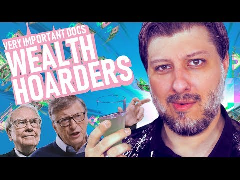 Wealth Hoarders (Why Wealth Inequality is a Problem) │█║▌ 𝚅𝙴𝚁𝚈 𝙸𝙼𝙿𝙾𝚁𝚃𝙰𝙽𝚃 𝙳𝙾𝙲𝚂¹⁷