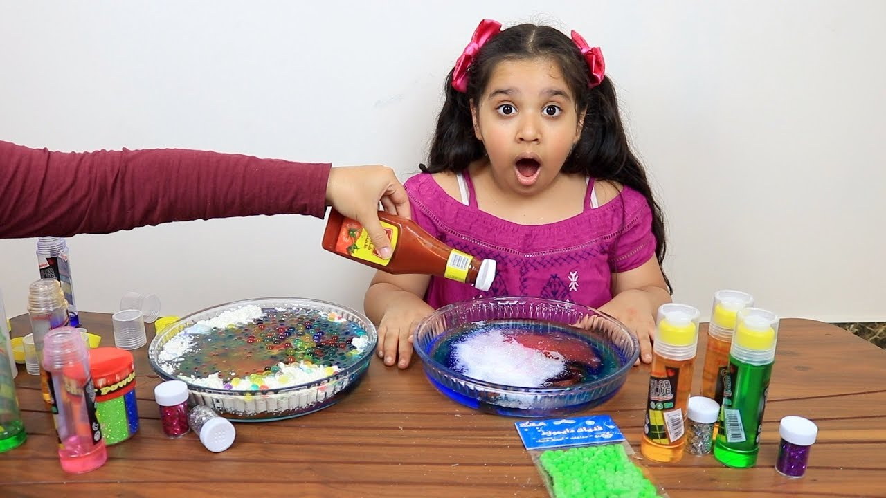 تحدي التوقف السلايم بريموت Pause Slime Challenge Youtube