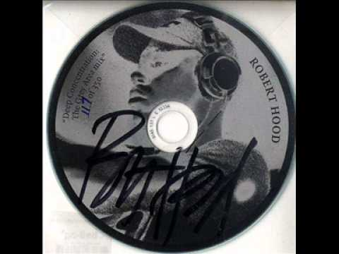 Robert Hood - Deep Concentration: The Grey Area Mix