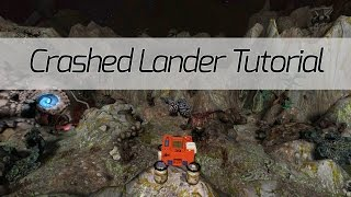 Crashed Lander Tutorial