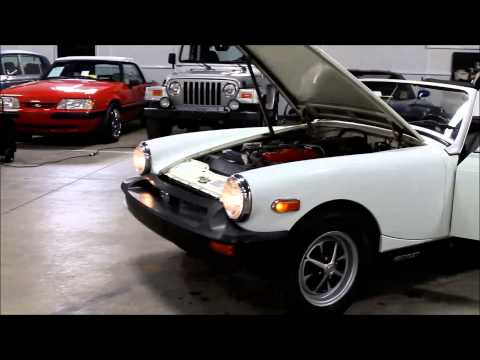 1979 MG Midget from YouTube · Duration:  3 minutes 27 seconds