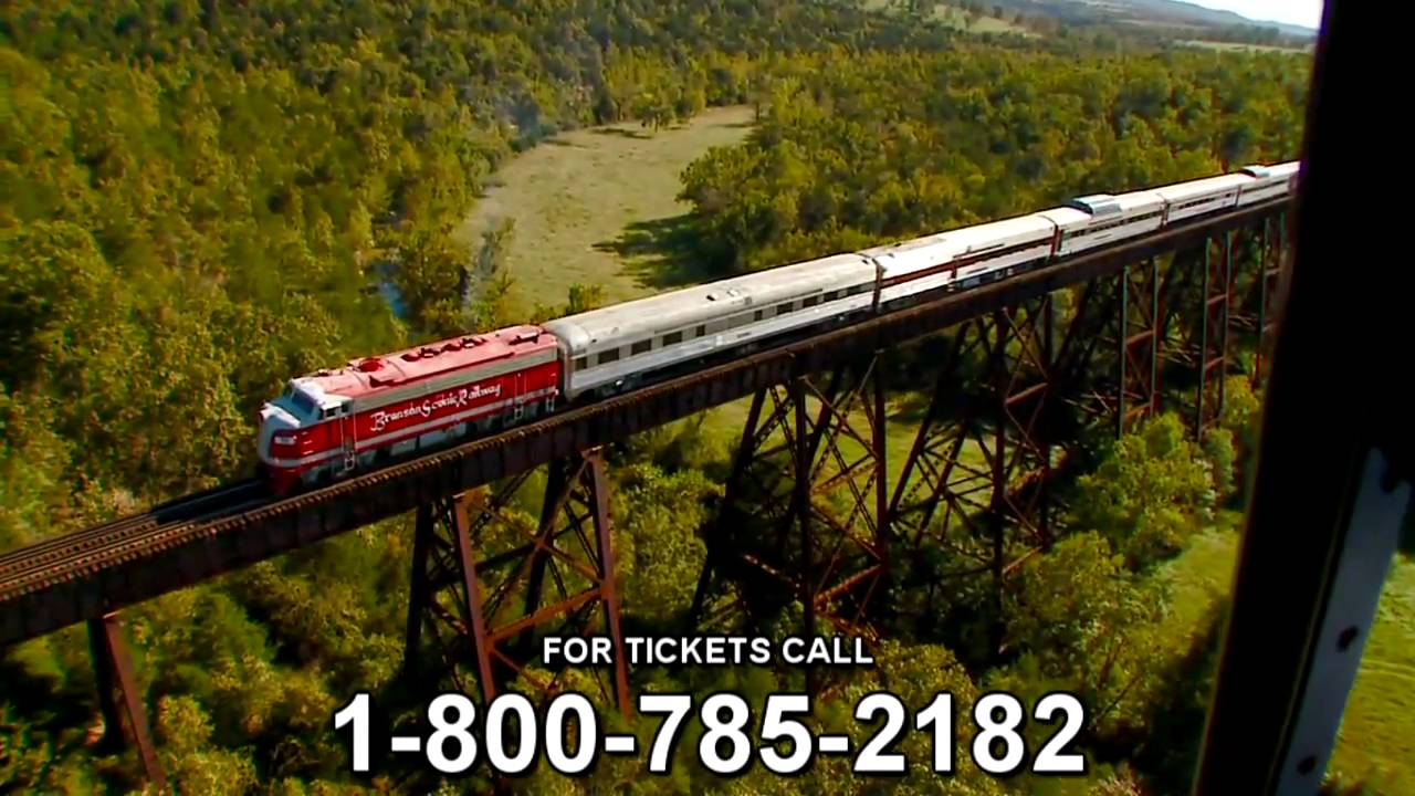 Branson Scenic Railway Youtube