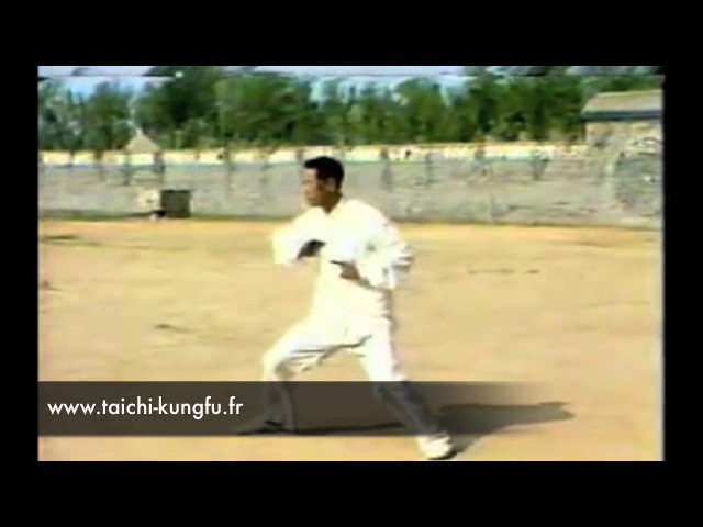 Wang Xi An - Tai Chi style Chen Xinjia Yilu 1981 [陈氏太极拳新架 Taijiquan style Chen]