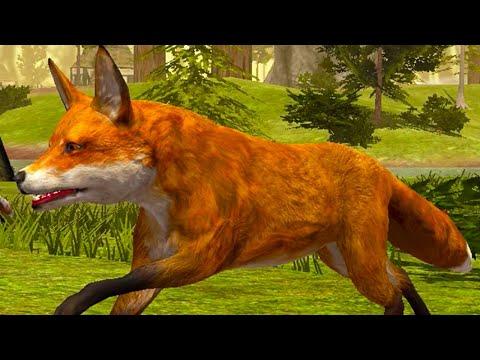 Симулятор Лисы #1 Кид против Босса и диких животных монстров в Ultimate Fox Simulator на пурумчата