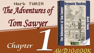 The Adventures of Tom Sawyer Audiobook chapter   01   Chapter 1