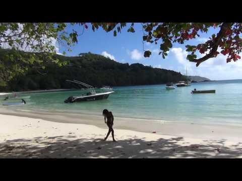 Port Launay , Mahe , seychelles