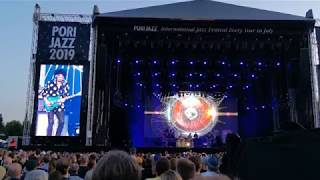 Toto - I Will Remember live @ Pori Jazz 2019
