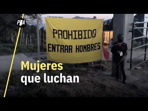 Cuatro días en tierra zapatista con las mujeres que luchan