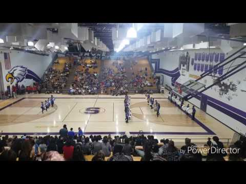 Heber Elementary School District's Heber Hawks Drumline @ 2016 IVMEA DRUMLINE FESTIVAL