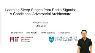 Learning Sleep Stages from Radio Signals: A Conditional Adversarial Architecture