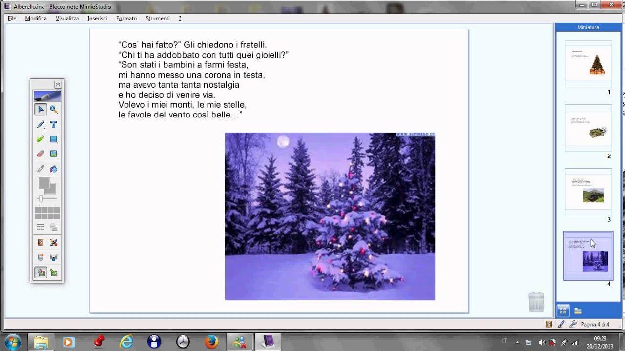 Lalberello Di Natale Youtube
