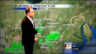 wboy stormtracker 12 forecast wboy 12 news 11 00 pm thursday 20 june 2013