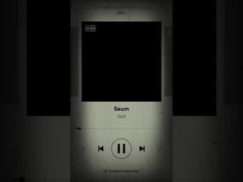 VALD- Seum Album XEU