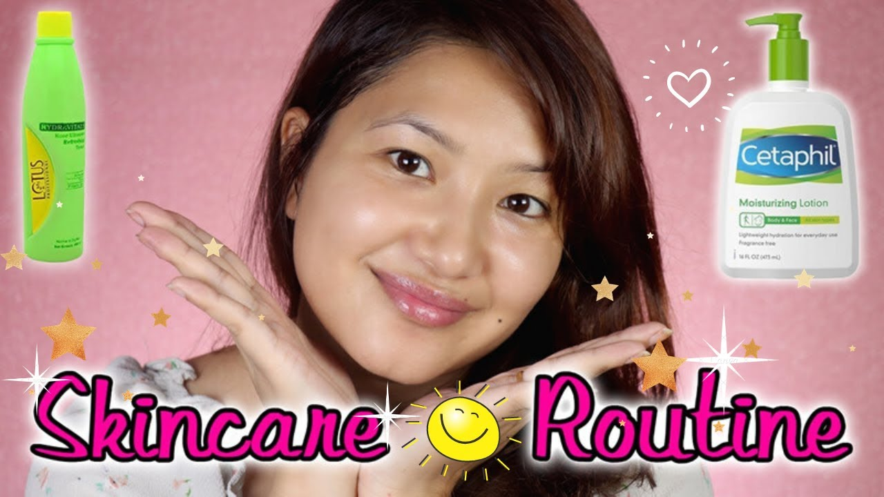 My Simple & Effective Morning Skincare Routine | Nepali Skincare Routine | Must Try | Nepali Makeup