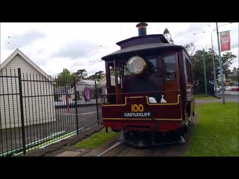 The Little Steam Train  MOTAT Auckland / Life in New Zealand