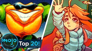 Top 20 Most Difficult Video Games of All Time