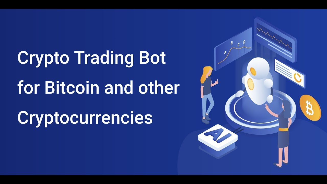 bot for cryptocurrency automated trading