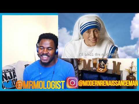 Epic Rap Battle Mother Teresa vs Sigmund Freud