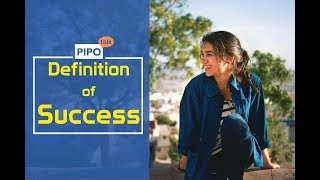 How to measure SUCCESS [PIPO Talk]