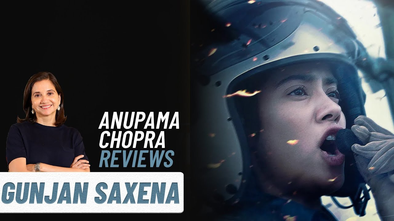 Gunjan Saxena Review: Biopic In Bollywood iStyle!