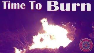 143rd & Edgerton Rd. Prescribed Burn