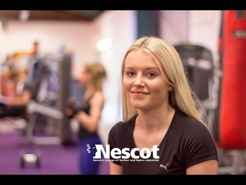 Studying at Nescot: Ellie Level 3 Sport & Exercise Science