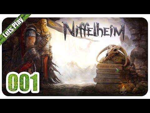 NIFFELHEIM #001 Early Access Gameplay Deutsch |