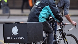 Revealed: The reality of life as a Deliveroo rider